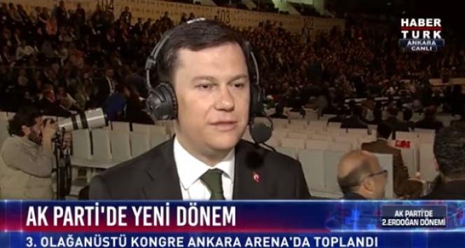 AK Parti'den Genel Başkan Vekilliği ile ilgili flaş açıklama