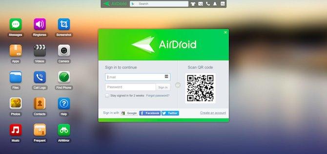 Android'li Telefonunuzu PC'den Kontrol Edin!