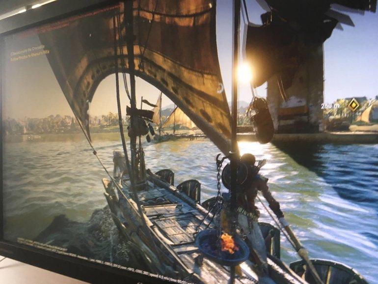 Yeni Assassin's Creed'in ilk görüntüsü sızdı