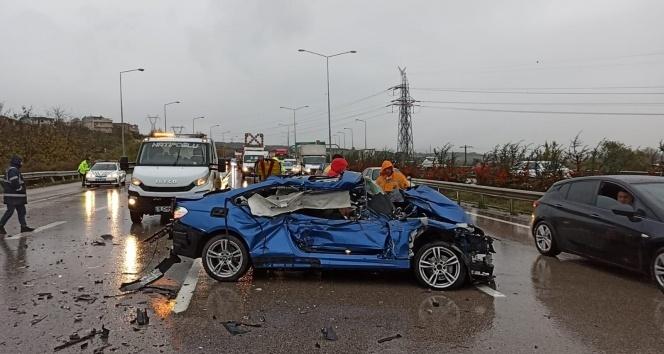 Trafik kazalarında yine ocaklar söndü! 11 ayda, 2 bin 346 kişi kazalarda öldü