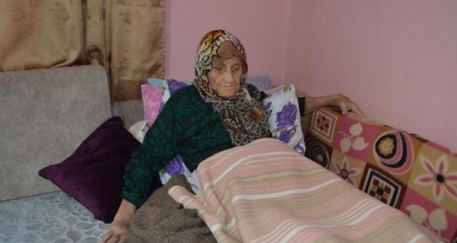 107 yaşındaki Şükriye Nine hayatını kaybetti