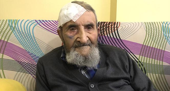 93 yaşındaki adamı öldüresiye dövüp gasp ettiler