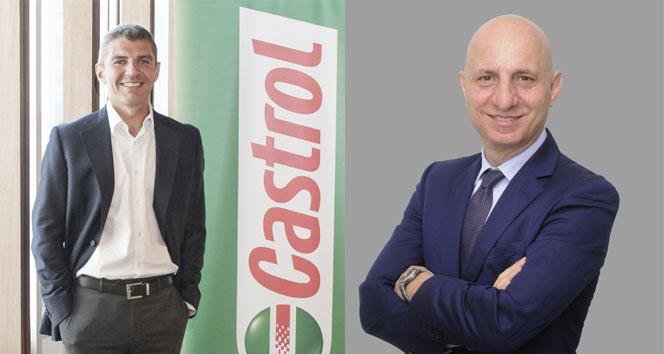 Castrol küresel yönetimine 2 Türk