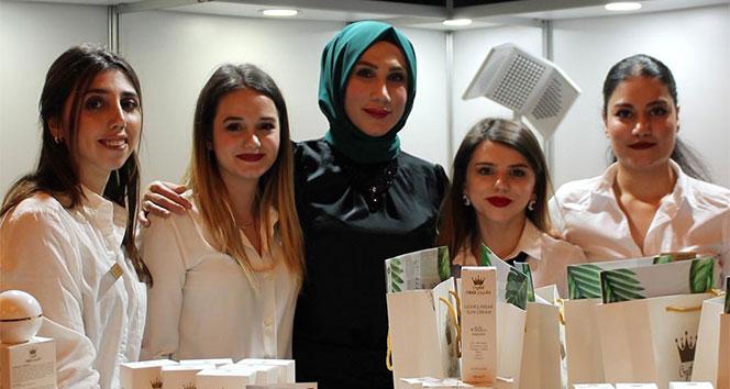Crystal güzellik merkezi şehit çocukları yararına düzenlenen festivale katıldı