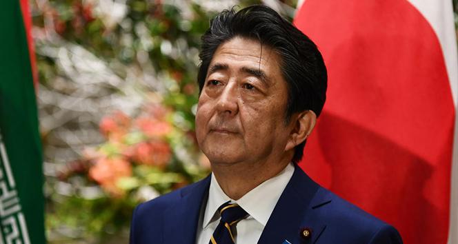 Japonya Başbakanı Abe, Orta Doğu seyahatini iptal ediyor