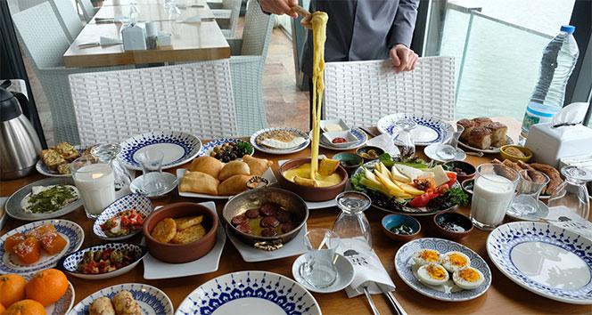 Kahvaltı tartışmasına restoranlar da dâhil oldu