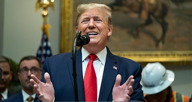 Trump: 'Birileri hata yapmış olabilir'
