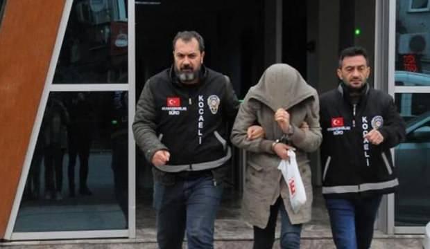 Babasını öldürdü, alışveriş yaparken yakalandı!