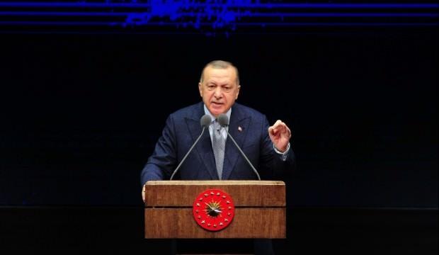 Erdoğan: Libya için tüm imkanlarımızı seferber edeceğiz
