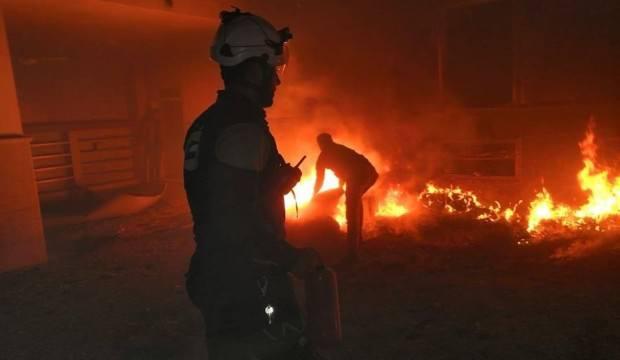 Esad rejiminden El Bab'a hava saldırısı