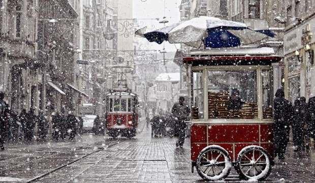 Meteoroloji tarih verdi! İstanbul'da kar bekleniyor