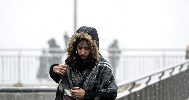 Meteorolojiden buzlanma ve çığ uyarısı
