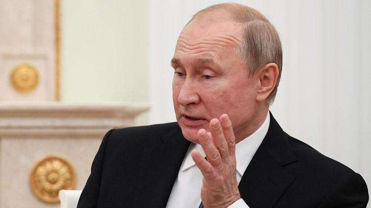Putin'den AB'ye diyaloğa hazırız mesajı