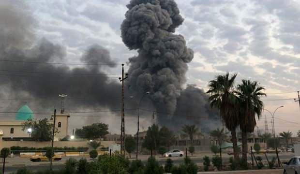 Somali'de askeri üslere saldırı! Çok sayıda ölü asker var