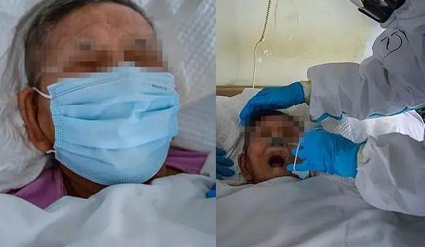 103 yaşındaki kadın 6 günde koronavirüsü yendi