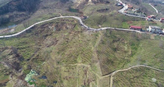 80 yıldır arazilerin sınırlarını yeniden çiziyorlar