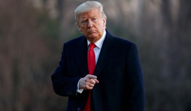 ABD'de piyasalar tepetaklak! Trump iki ülkeyi sorumlu tuttu!