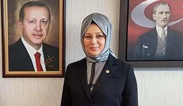 AK Parti Milletvekili Koncagül, şehit ailesine taziyeye giderken kaza yaptı