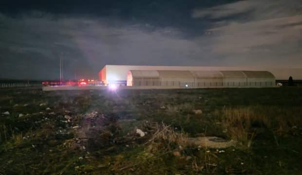 Ankara'da kağıt fabrikasında korkutan yangın