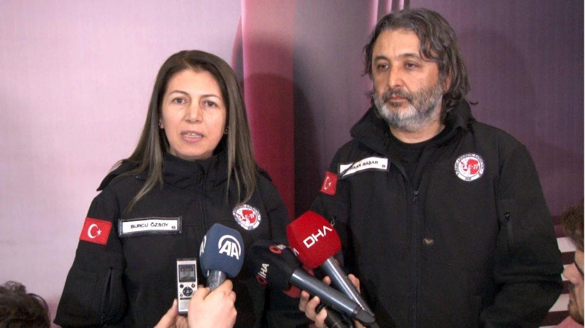 Antartika'daki Türk bilim insanları Türkiye'ye döndü