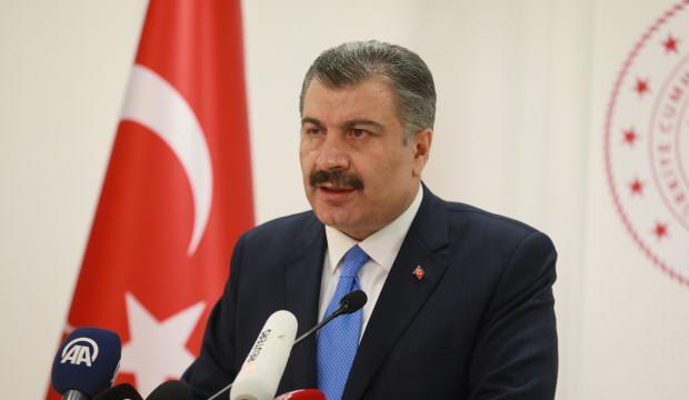 Bakan Koca'dan koronavirüs açıklaması: Türkiye'de ilk koronavirüs vakası