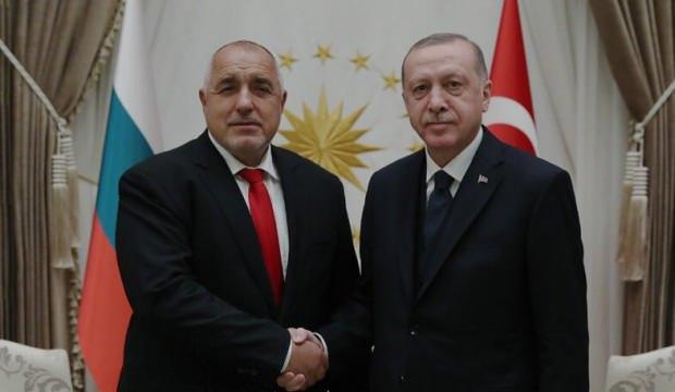Başkan Erdoğan, Bulgaristan Başbakanı Boyko Borisov'u kabul etti