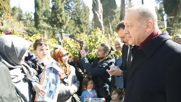Cumhurbaşkanı Erdoğan'dan sosyal medya mitingleri