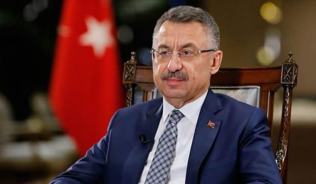 Cumhurbaşkanı Yardımcısı Oktay'dan kararlılık mesajı