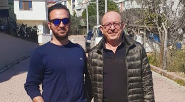 Op. Dr. Sedat Ozan, çocukluğunu ve gençliğini yaşadığı Üsküdar'ı gezdi