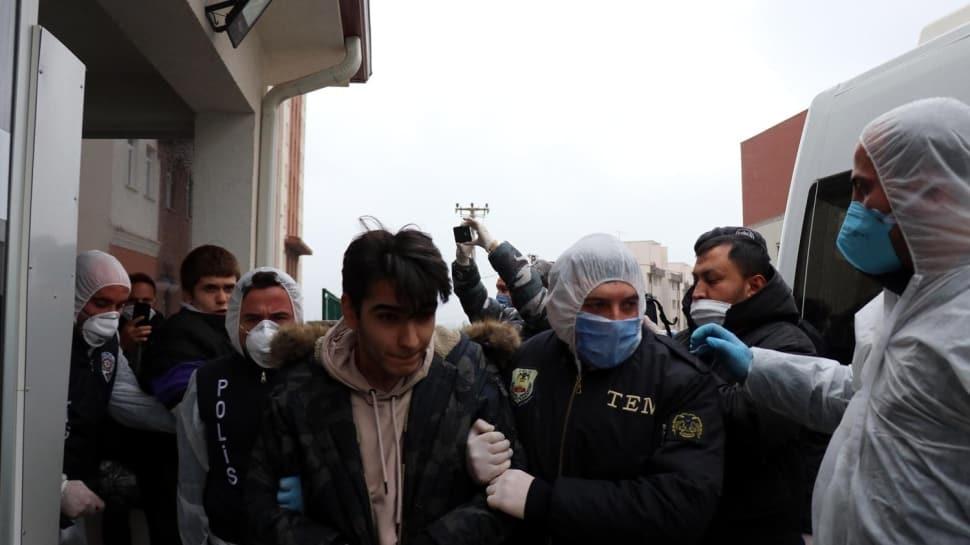 Bolu'da, Türkiye Cumhuriyeti'ne küfür eden karantinadaki 3 öğrenci gözaltına alındı