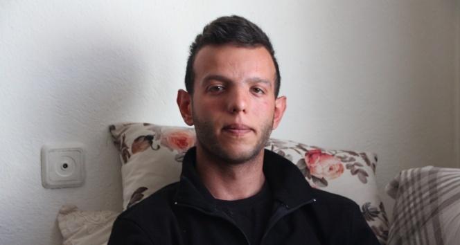İdlib gazisi o anları anlattı