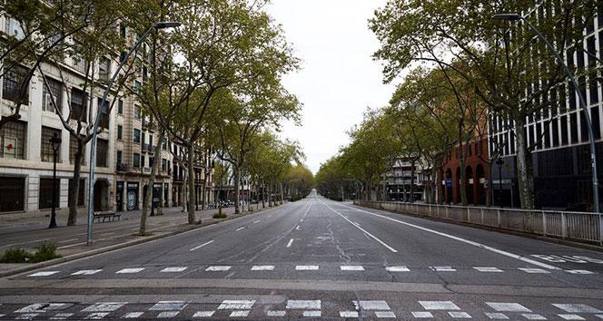 İspanya'da korona nedeniyle ölü sayısı 6 bin 528'e yükseldi