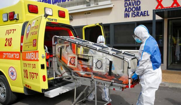 İsrail'de yeni tip koronavirüs vaka sayısı 100'e yaklaştı