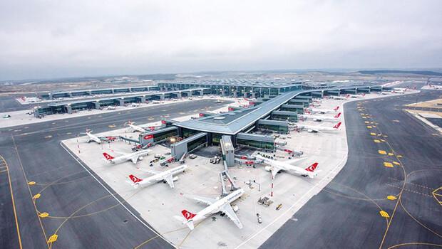 İstanbul'dan iki ayda  107 bin 338 uçuş