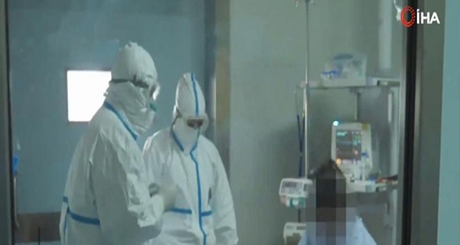 Japon doktorlardan korona virüsüne astım ilacıyla tedavi yöntemi