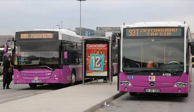 Koronavirüs sebebiyle İstanbul'da toplu ulaşım kullanımı azaldı