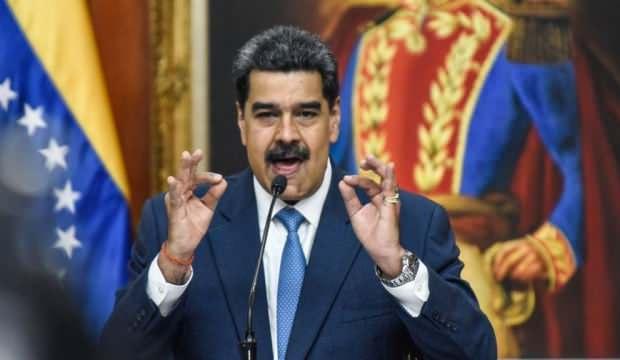 Maduro 5 eyalette savunma tatbikatı başlatıyor
