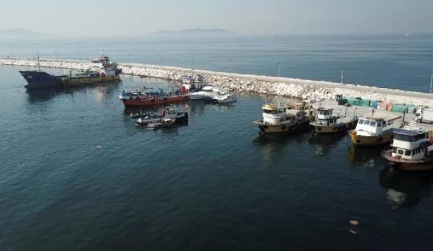 Maltepe'de parktaki marina boşaltılıyor