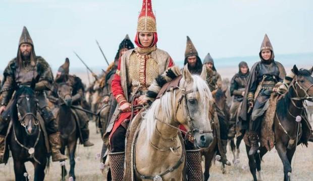 Merakla beklenen 'Tomris Hatun' filminin Türkçe dublajlı fragmanı yayınlandı