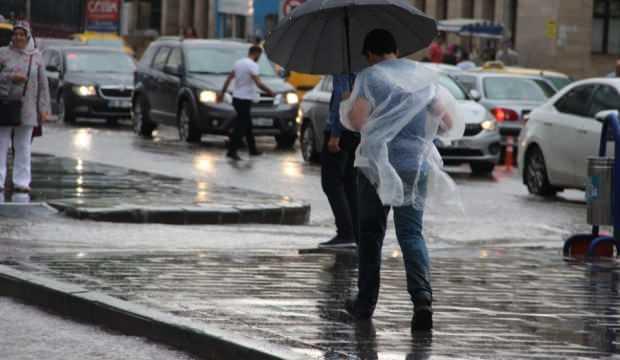 Meteoroloji'den son dakika uyarı: Şiddetli yağış olacak, ilk tatil haberi de geldi!
