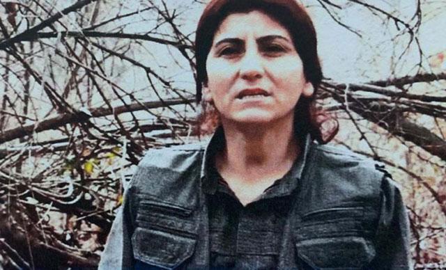 PKK'ya üst düzey darbe; Nazife Bilen etkisiz hale getirildi