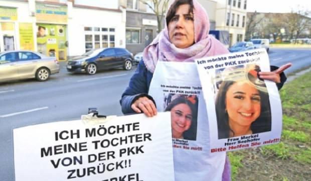 PKK'ya karşı Alman Meclisinde eylem yapacak