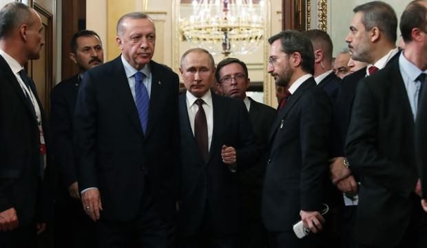 Putin'den Erdoğan'a dikkat çeken sözler: Saygısızlıktı