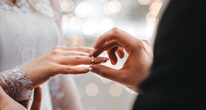 Son beş yılda evlenmeler azaldı, boşanmalar arttı