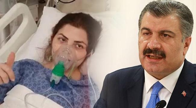 33 yaşındaki Dilek Tahtalı hayatını nasıl kaybetti? Sağlık Bakanı Fahrettin Koca açıkladı