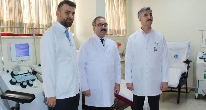 Korona tedavisinde Türkiye'de bir ilk
