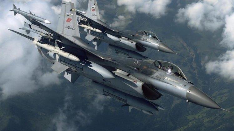 Türk jetleri havalandı: PKK'ya ağır darbe!