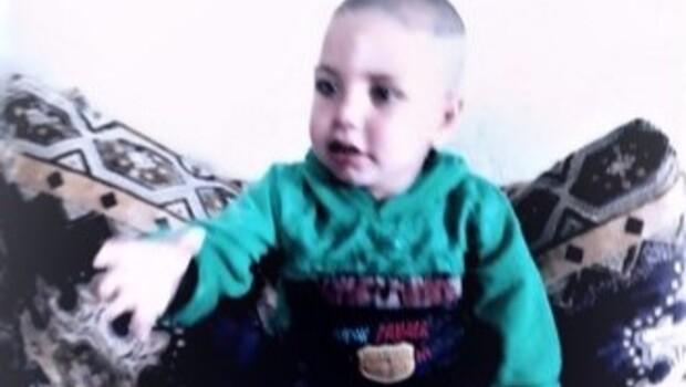 3 yaşındaki Mehmet'ten acı haber