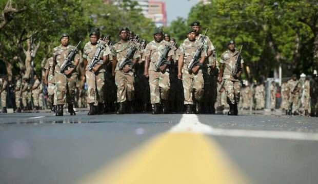 73 bin asker koronavirüs önlemleri için sokağa iniyor
