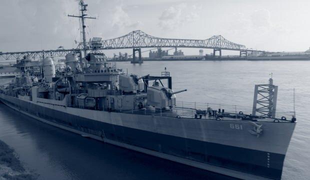 ABD'ye ait donanma gemisinde 18 personelde korona tespit edildi